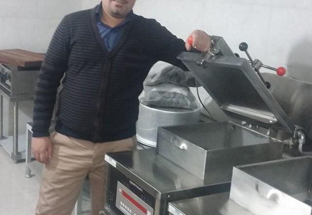 عباس حسینی IRANHFC