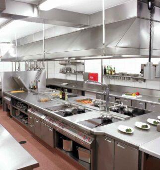 فروش تجهیزات آشپزخانه فست فود